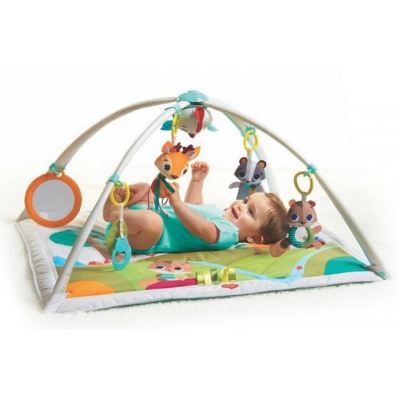 Tiny Love Gimnastyka dla bobasa z pałąkami - Leśna Kraina
