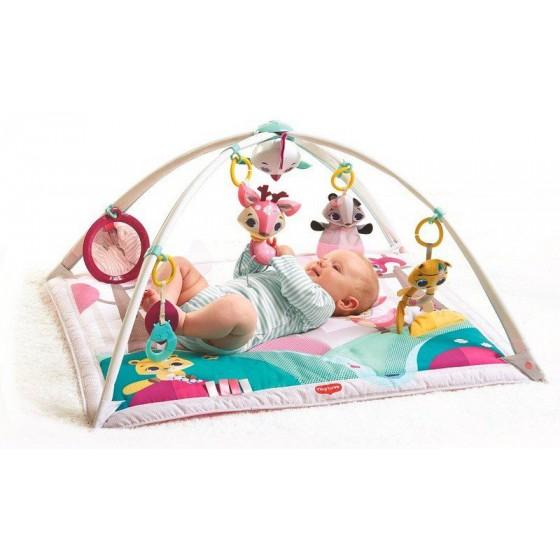Gimnastyka dla bobasa z pałąkami - Świat Małej Księżniczki