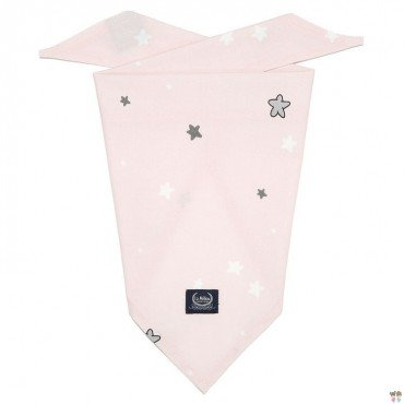 LA Millou BY MAY Bohosiewicz TRIANGULAR handkerchief UNICORN SUGAR BEBE STAR