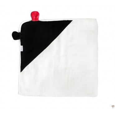 LULLALOVE BAMBOO TOWEL with handles MR MRB B 130x65 cm