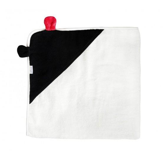 LULLALOVE BAMBOO TOWEL with handles MR MRB B 130x65 cm