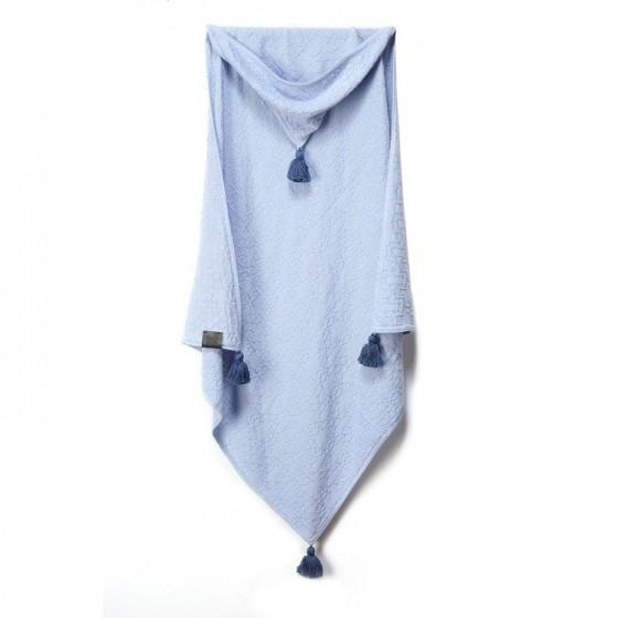 LA MILLOU KOCYK 100% BAMBOO TENDER BLUE LAGOON