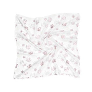 ColorStories - Otulacz bamboo L - Dots roses