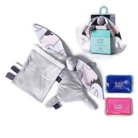 LA Millou THERMO BUNNY - DARK GRAY - UNICORN SUGAR BEBE