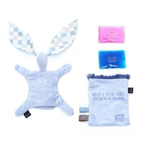 LA MILLOU THERMO BUNNY - POWDER BLUE - LA MILLOU FAMILY