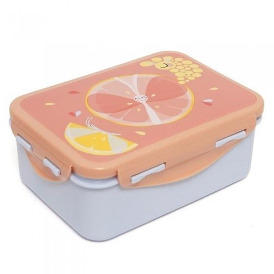 Petit Monkey - Śniadaniówka Lunchbox Motyle