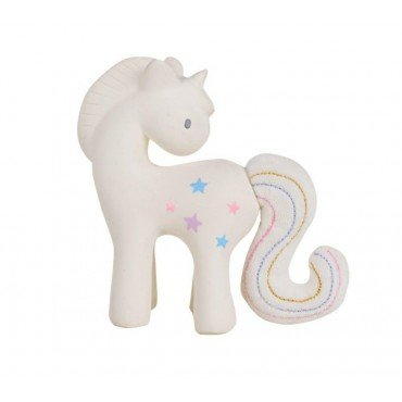 Tikiri TEETHING RATCHET UNICORN CANDY