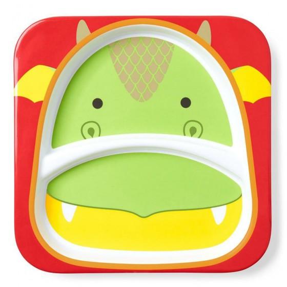Skip Hop Zoo Plate Dragon