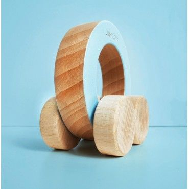 LULLALOVE WOODEN Toy ODA