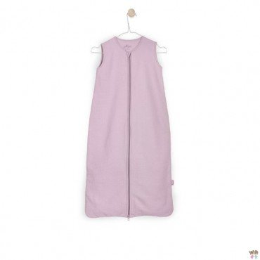 Jollein lightweight sleeping bag to sleep on dirty pink mini