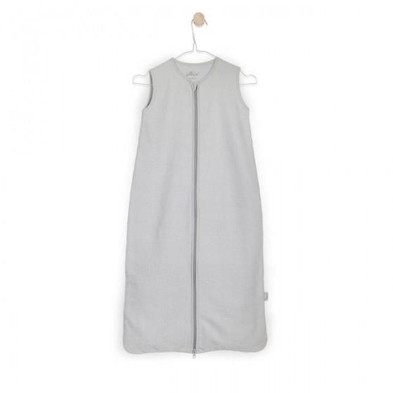 Jollein lightweight sleeping bag to sleep mini waffle Gray 6-18 months