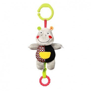 BabyOno toy for children with music HIPPO ALBERT C-MORE COLLECTION