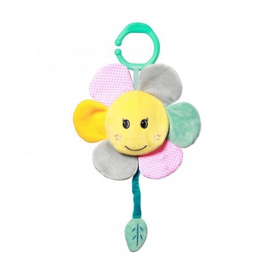 Babyono Zabawka dla dzieci z pozytywką MY SUNSHINE