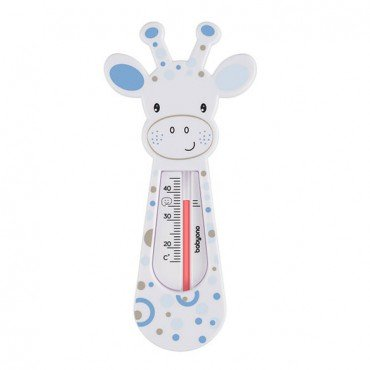 BabyOno thermometer into the water - white