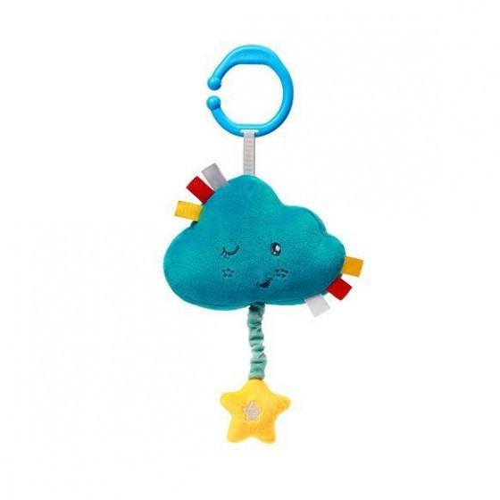 Babyono Zabawka dla dzieci z pozytywką LULLABY CLOUD