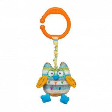 BabyOno toy for children with vibration OWL Owlet