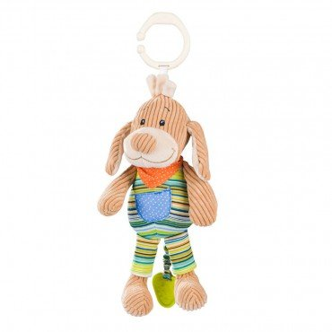 BabyOno toy for children with music DOG SPARKY