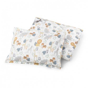 ColorStories - Pillowcases for bedding WILD SAFARI