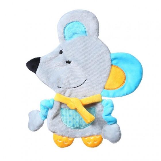 BabyOno cuddly baby FLAT MOUSE Kirstin