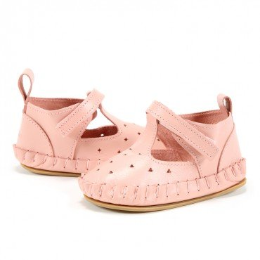 LA MILLOU LIGHT MOONIES FIRST STEP 19 CANDY PINK