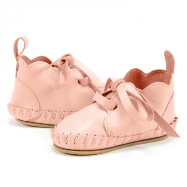 LA MILLOU CLOUDY MOONIES FIRST STEP 19 CANDY PINK