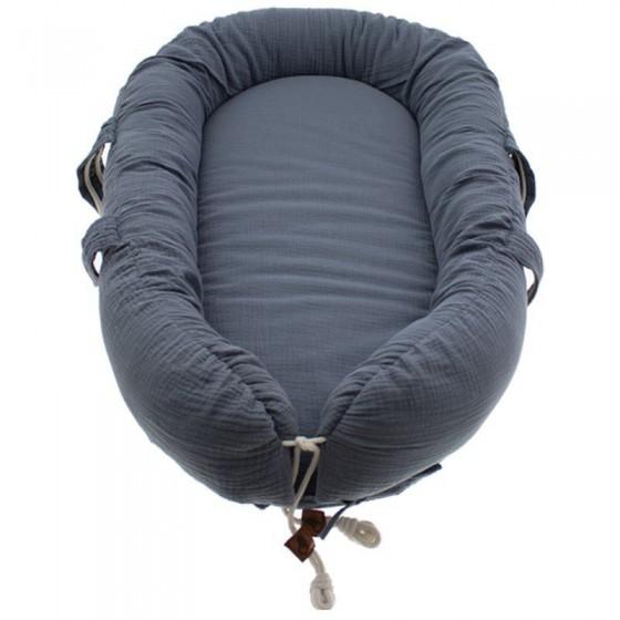 Hi, Little One - Cocoon socket for breathable muslin Newborn NEWBORN NEST IRON