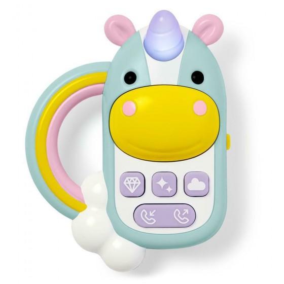Skip Hop Aktywny telefon Jednorożec