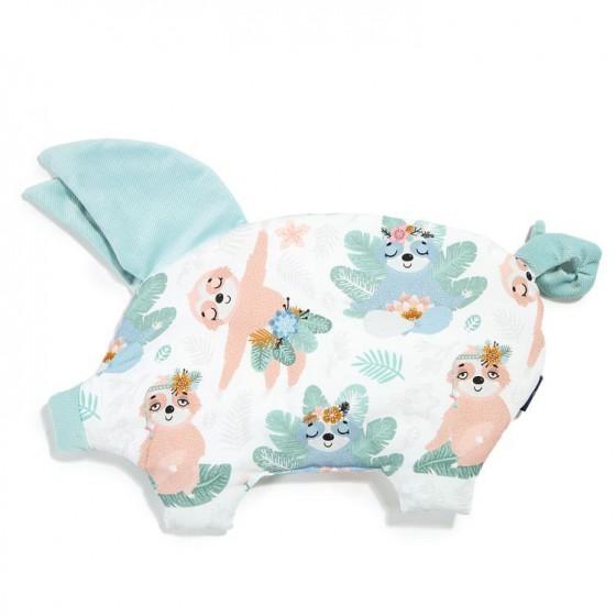 LA MILLOU PODUSIA SLEEPY PIG YOGA CANDY SLOTHS AUDREY MINT VELVET