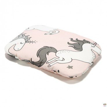 La Millou BY MAJA BOHOSIEWICZ - BABY BAMBOO PILLOW - UNICORN SUGAR BEBE