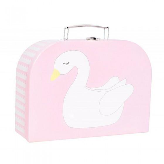 Jabadabado case swan and flamingo set