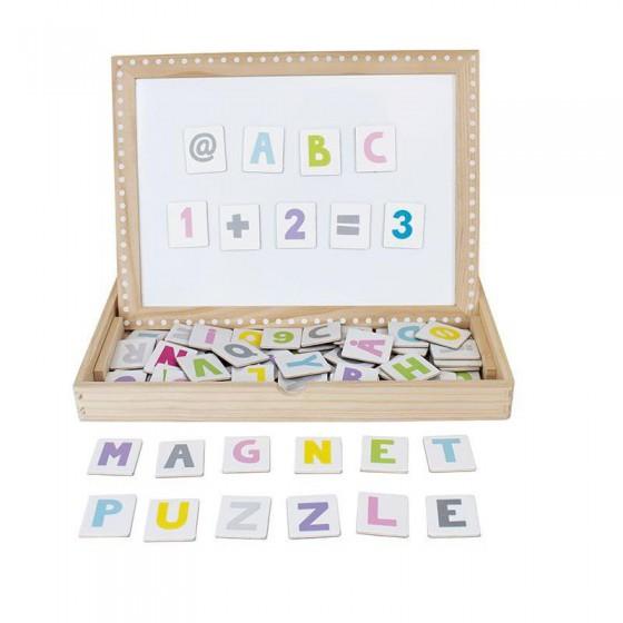 Jabadabado Magnetyczny alfabet układanka