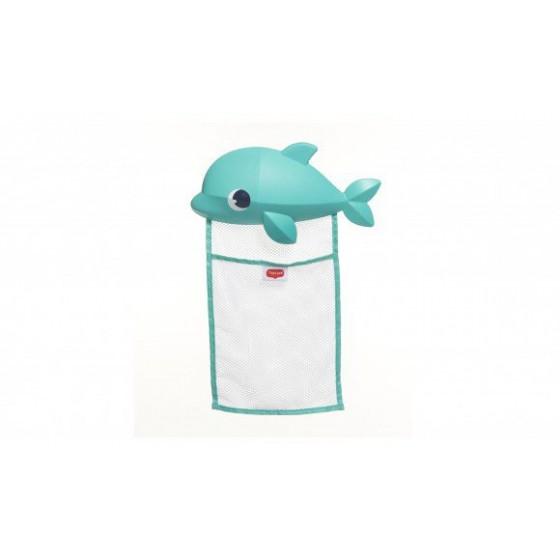 Tiny Love Organizer na zabawki kąpielowe - Wieloryb