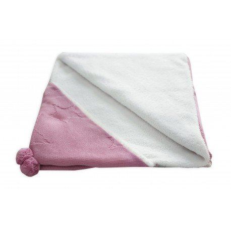 SLEEPEE MISIOWY blanket FIRST TOUCH PINK
