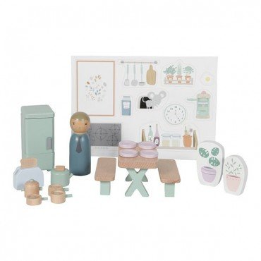 LITTLE DUTCH KITCHEN SET