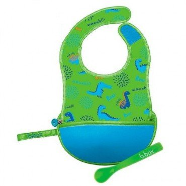 b.box Traveler bib sachet b.box Dino Time