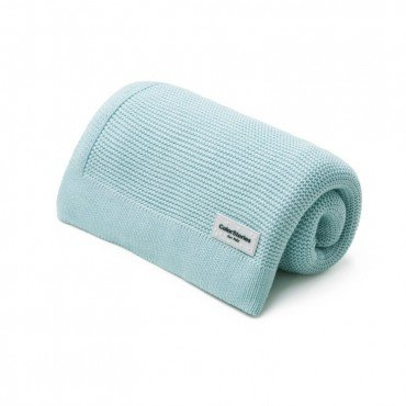 ColorStories - Bamboo Blanket S - mint