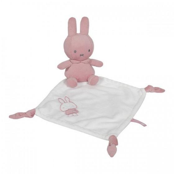 Tiamo Miffy Pink Babyrib Przytulaczek