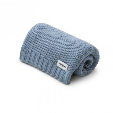 ColorStories - Blanket CottonClassic M - OCEAN BLUE