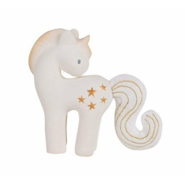 Tikiri TEETHING RATCHET UNICORN SHINING STAR