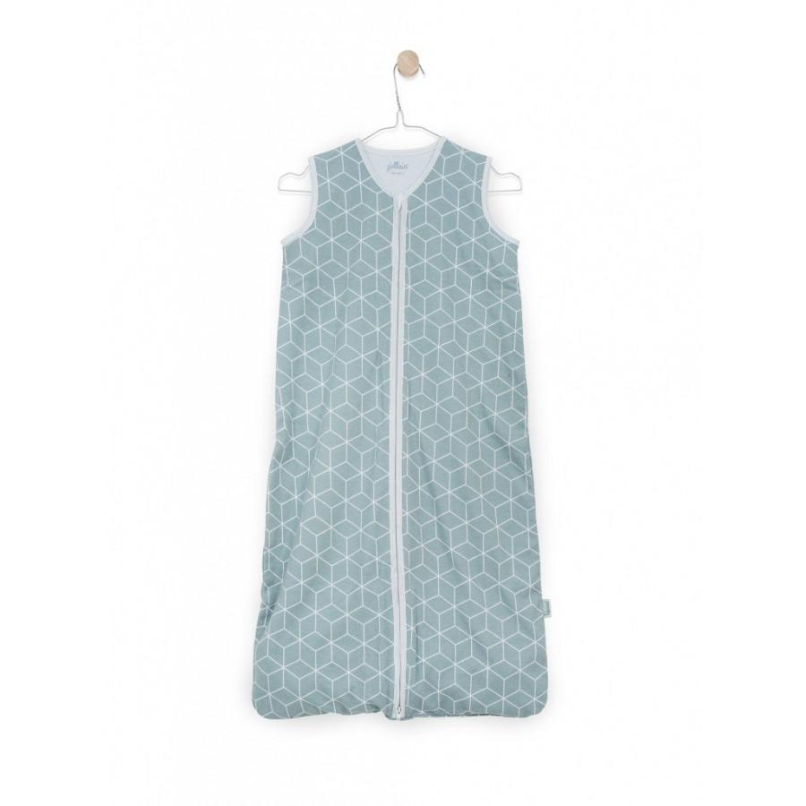 Jollein lightweight sleeping bag to sleep Graphic Cool Mint