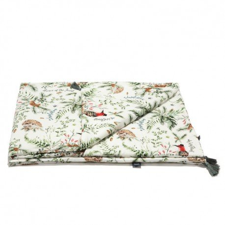 LA MILLOU BAMBOO BEDDING MEDIUM SIZE FOREST