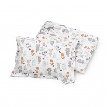 ColorStories - Pillowcases for bedding Woodland