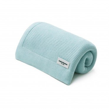 ColorStories - Bamboo Blanket M - mint