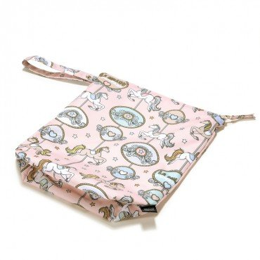 LA MILLOU WATERPROOF TRAVEL BAG M DREAM LUNAPARK