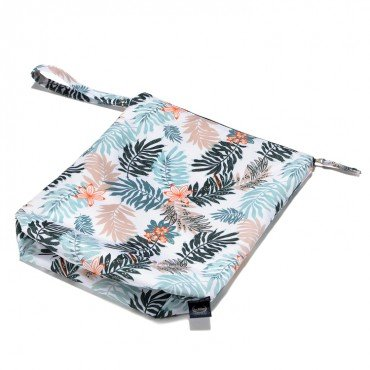 LA MILLOU WATERPROOF TRAVEL BAG M PAPAGAYO LEAVES