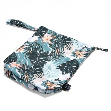 LA MILLOU WATERPROOF TRAVEL BAG M PAPAGAYO