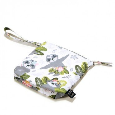 LA MILLOU WATERPROOF TRAVEL BAG S YOGA SLOTH SQUAD