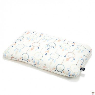 LA MILLOU BAMBOO BED PILLOW 40x60cm DREAMCATCHER WHITE