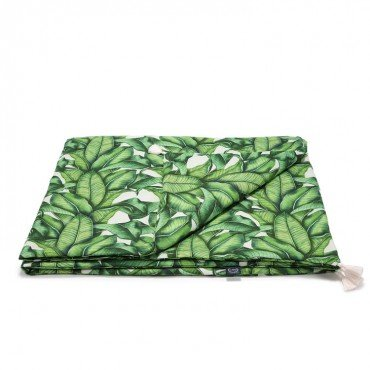 LA MILLOU BAMBOO BEDDING KING SIZE BANANA LEAVES
