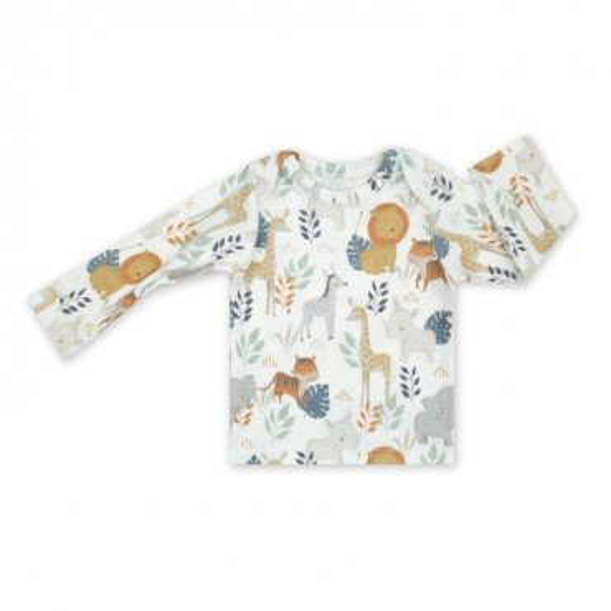 ColorStories - Bluzka niemowlęca - Safari 68cm